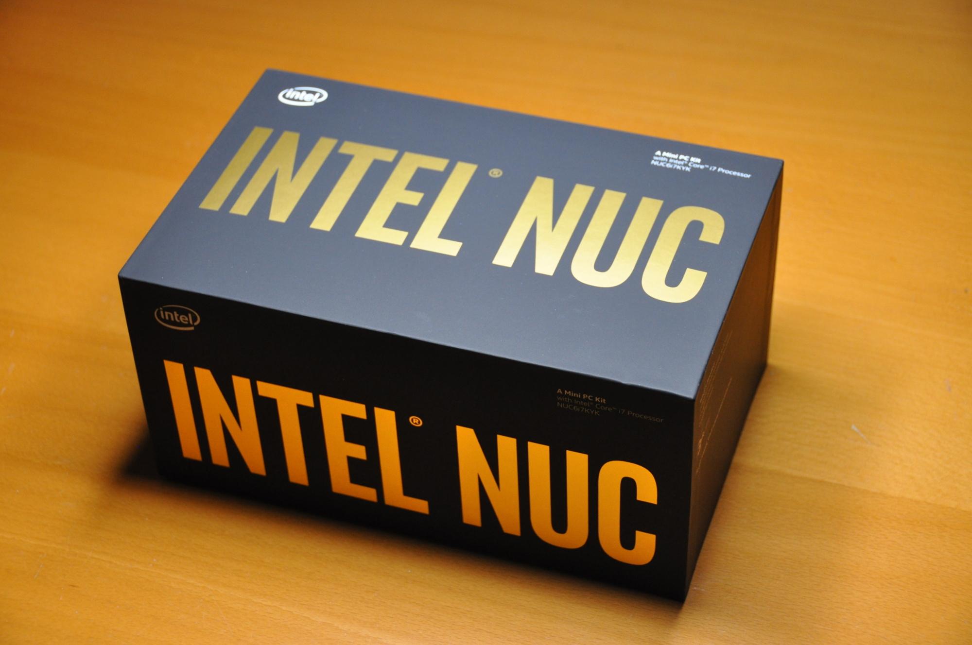 Intel NUC6i7KYK