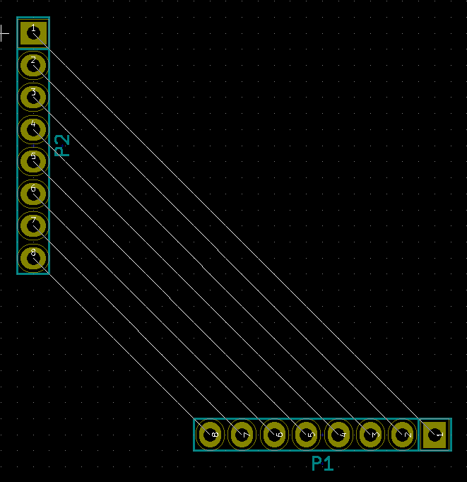 Track length matching with KiCAD and FreeRouting