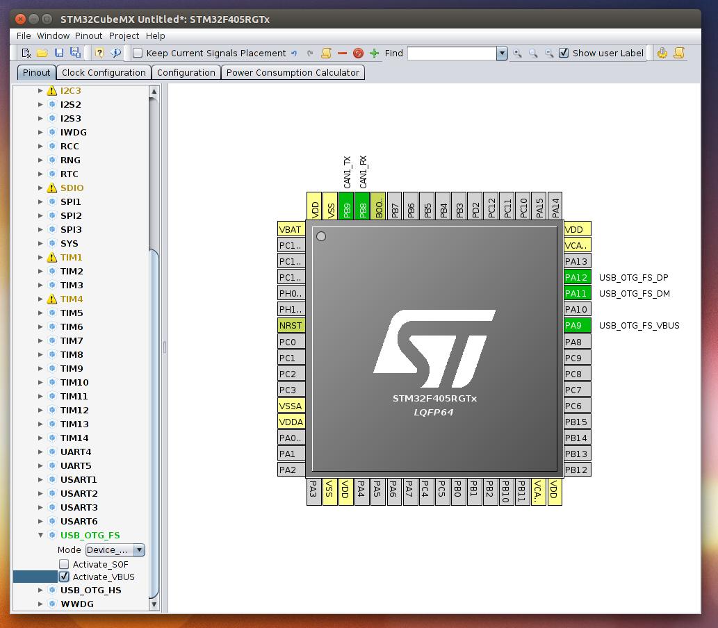 OpenSTM32 and STM32CubeMX under Ubuntu 14 10